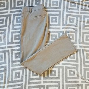 Khaki dress pants